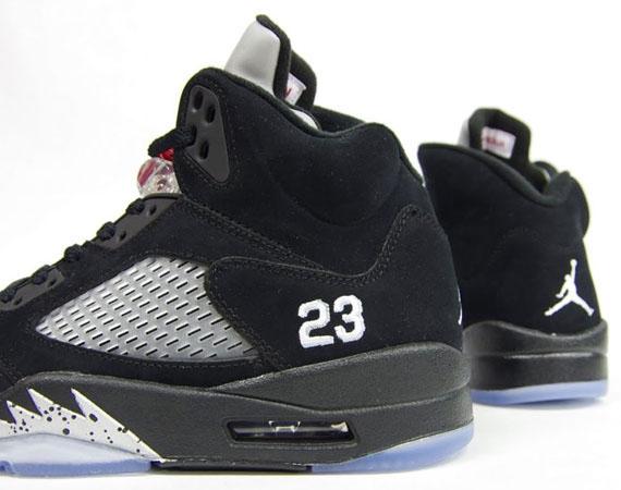 more photos d74c0 bd2f8 Air Jordan 5 Black Metallic 2011
