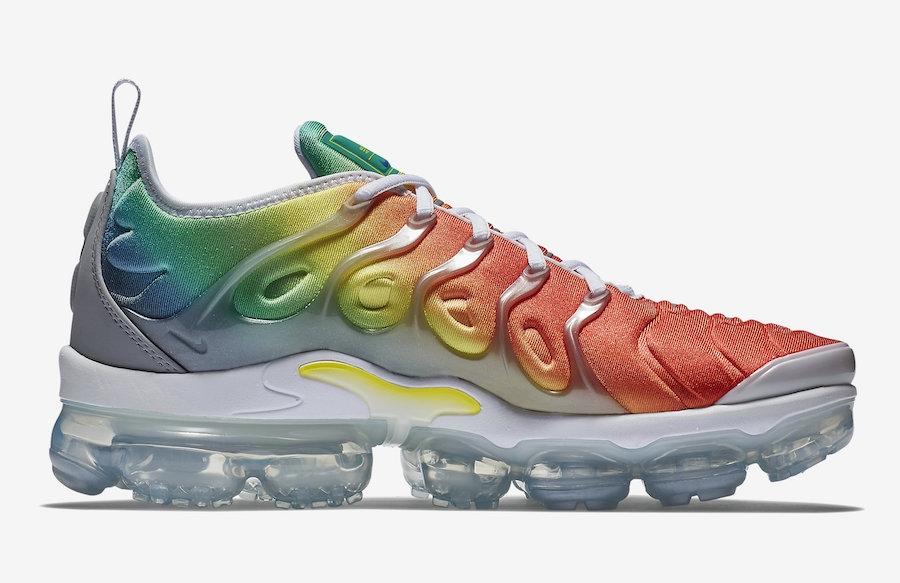 4c6d9e233a4 Nike Air VaporMax Plus Rainbow - Jordan Depot