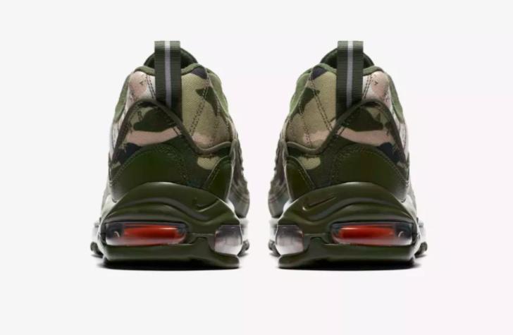 Nike Air Max 98 Camo Classic Cargo Khaki
