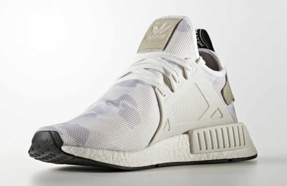 check out de90b 09415 adidas NMD XR1 White Camo