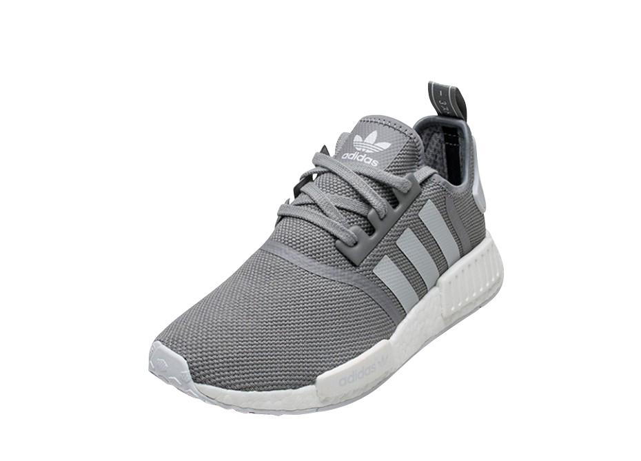 Adidas Nmd R1 Light Solid Grey Kicksonfire