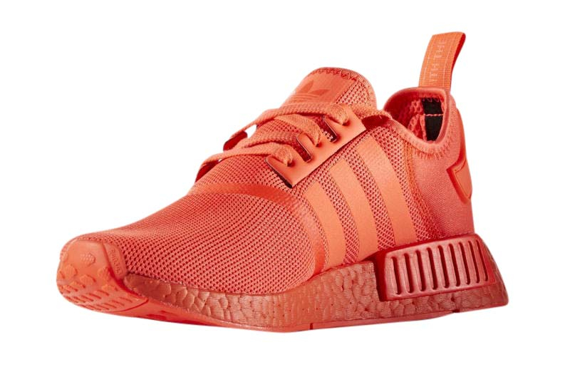 Adidas Nmd R1 Triple Solar Red Kicksonfire