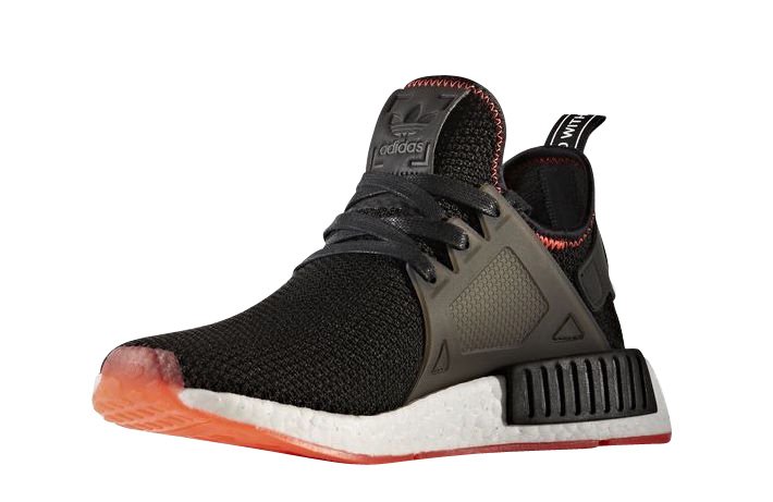 Adidas Nmd Xr1 Core Black Solar Red Kicksonfire
