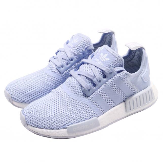 Adidas Wmns Nmd R1 Aero Blue Kicksonfire