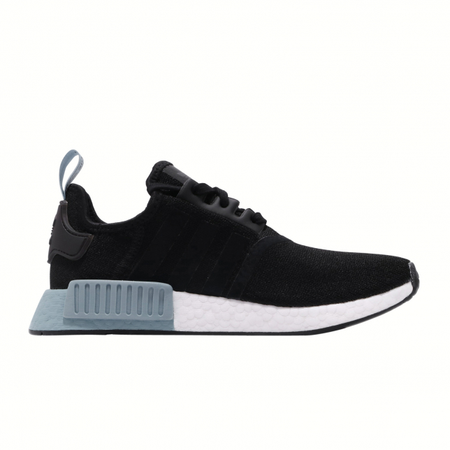Adidas Wmns Nmd R1 Black Blue Sneakerdeals