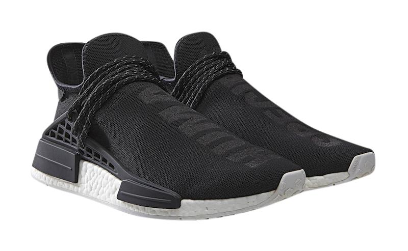 Pharrell X Adidas Nmd Human Race Black Kicksonfire