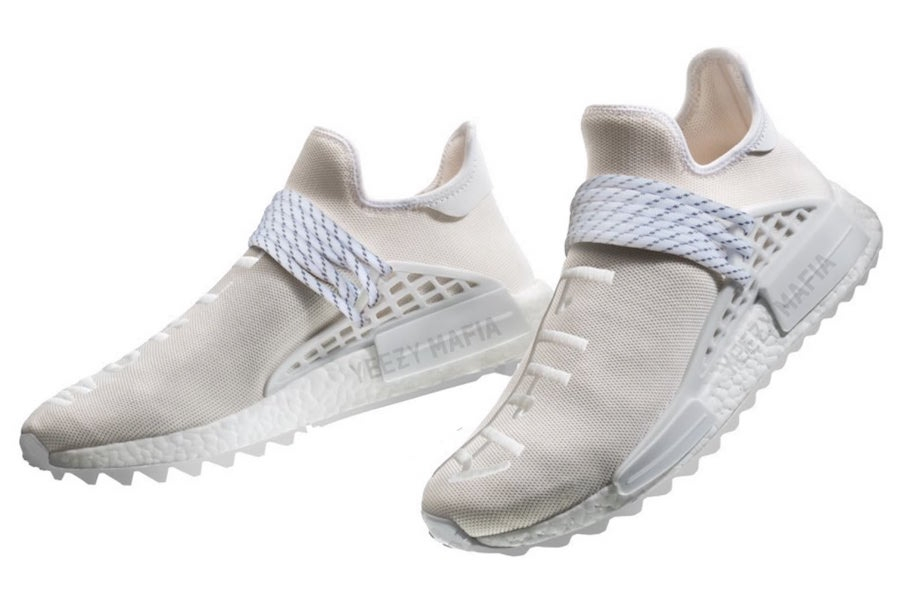 comprare pharrell x adidas nmd hu tracce tela bianca gelato kixify