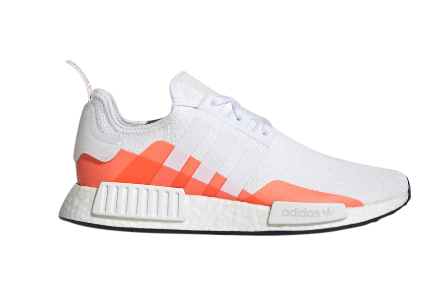 Buy Adidas Nmd R1 Outdoor Pack Cloud White Solar Red Kixify