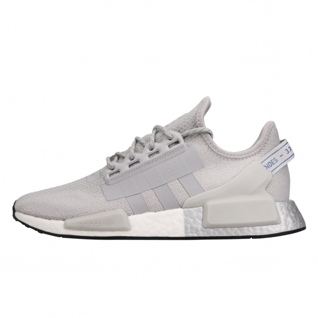 Buy Adidas Nmd R1 V2 Grey Two Silver Metallic Kixify Marketplace