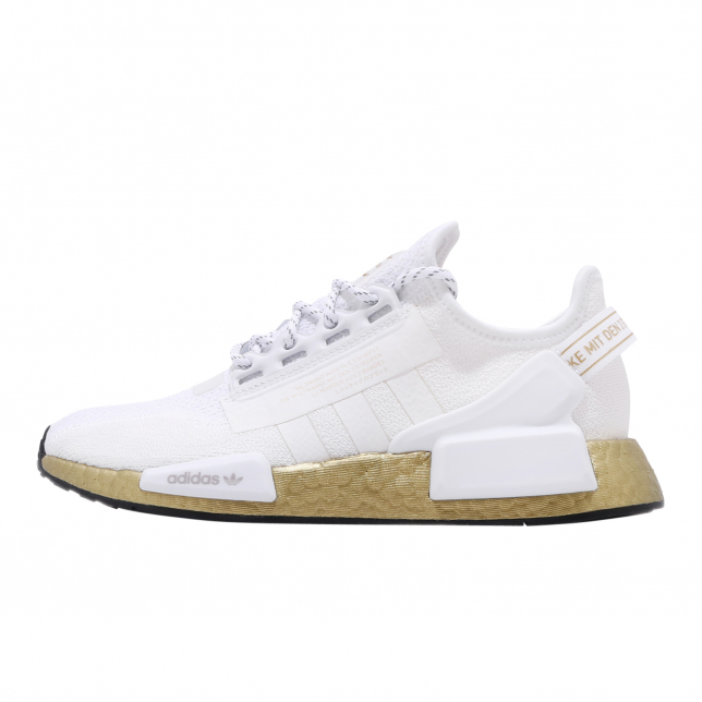 Buy Adidas Wmns Nmd R1 V2 Cloud White Gold Kixify Marketplace