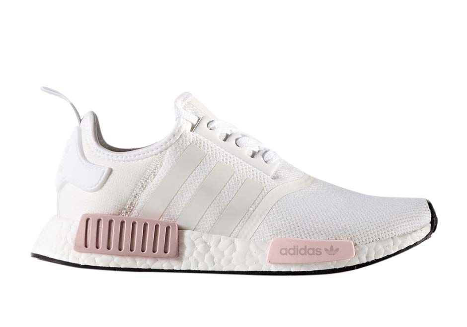 Buy Adidas Wmns Nmd R1 White Rose Kixify Marketplace