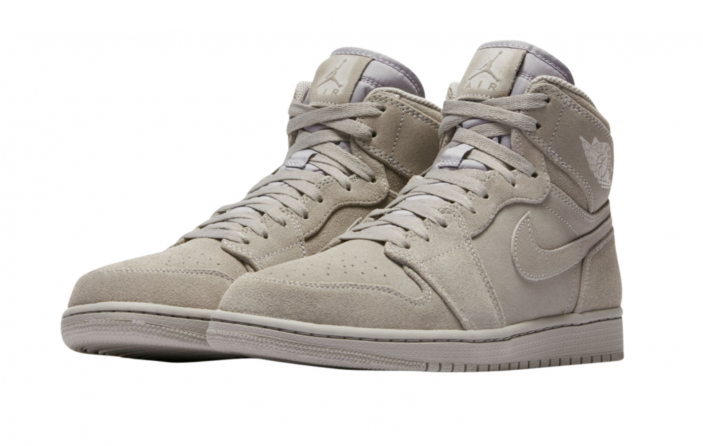 Buy Air Jordan 1 High Wolf Grey Suede Kixify Marketplace
