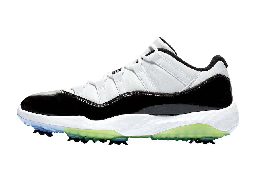 air jordan 11 retro low golf concord