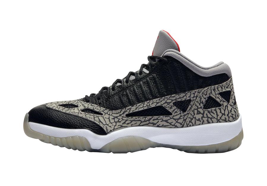 Buy Air Jordan 11 Low Ie Black Cement Kixify Marketplace