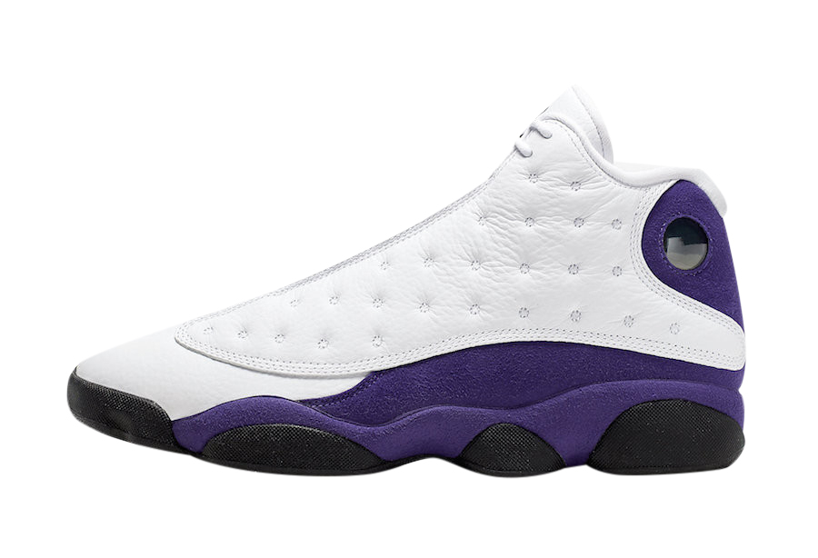 air jordan 13 retro lakers
