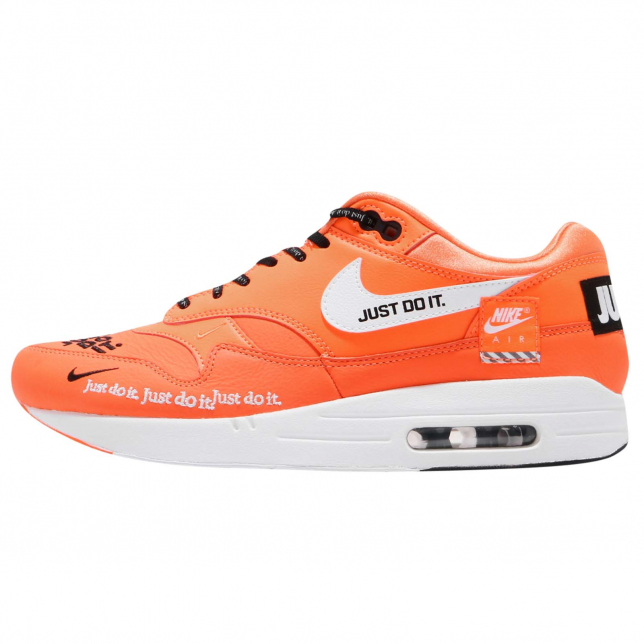 Buy Nike Air Max 1 Lx Just Do It Orange Kixify Marketplace