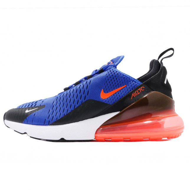 Buy Nike Air Max 270 Racer Blue Hyper Crimson Kixify Marketplace