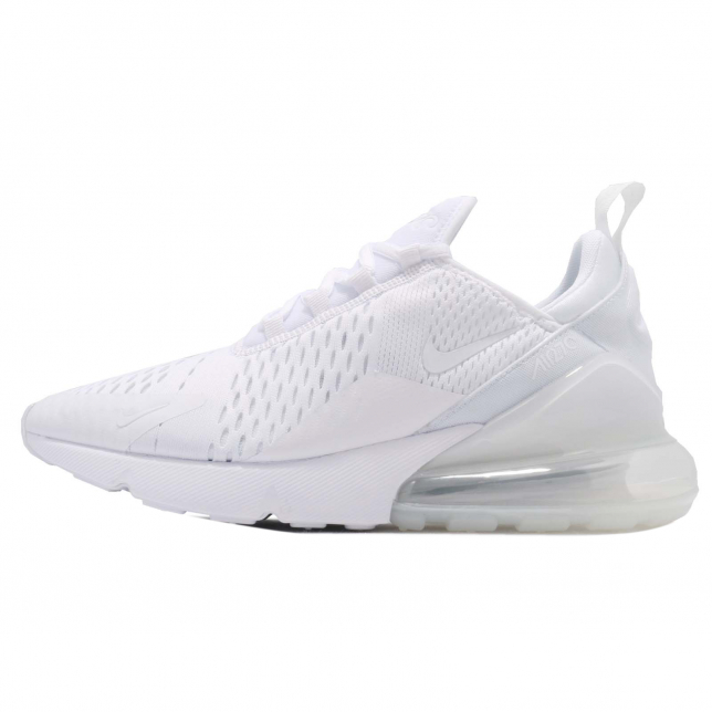 BUY Nike Air Max 270 Triple White