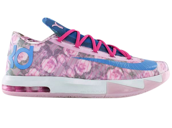 kd 6 supreme aunt pearl Kevin Durant