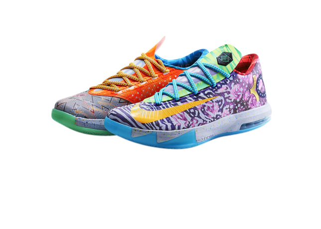 nike kd 6 what the Kevin Durant Shoes
