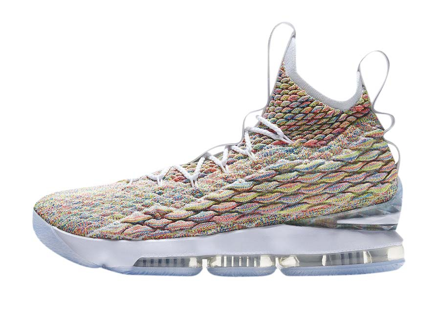 lebron 15 cereal mens
