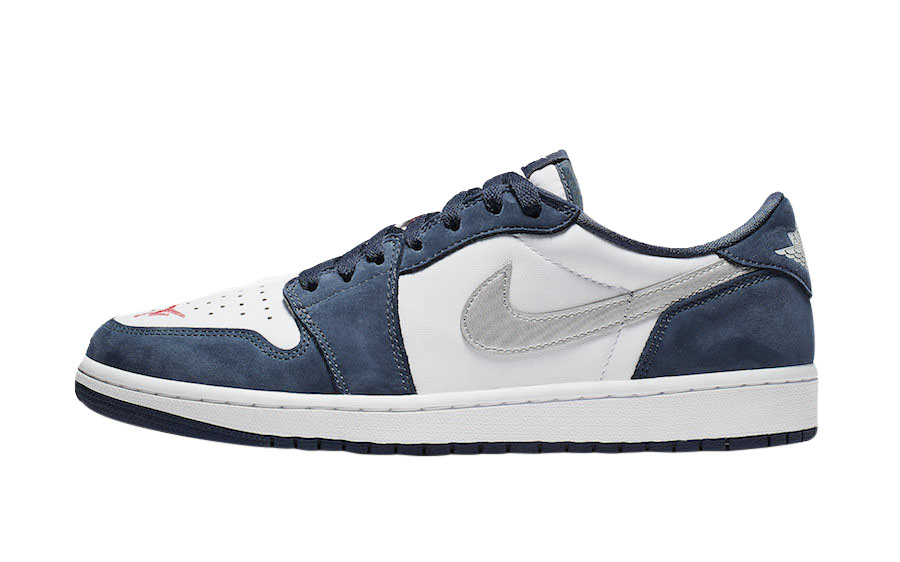 BUY Nike SB X Air Jordan 1 Low Midnight Navy | Kixify Marketplace