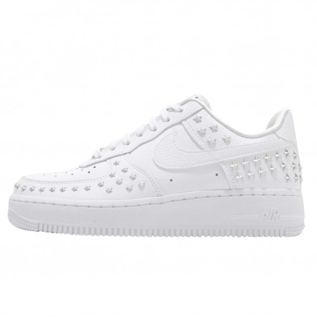 Nike Wmns Air Force 1 Xx Star Studded White