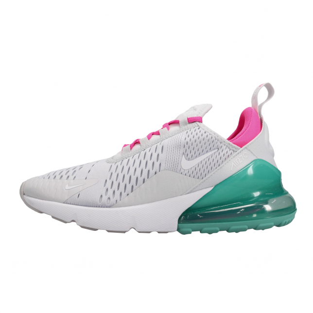 Buy Nike Wmns Air Max 270 Pure Platinum White Pink Blast Kixify