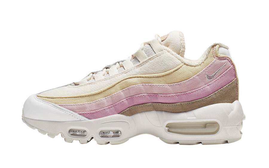 Buy Nike Wmns Air Max 95 Plant Color Pink Brown Kixify Marketplace