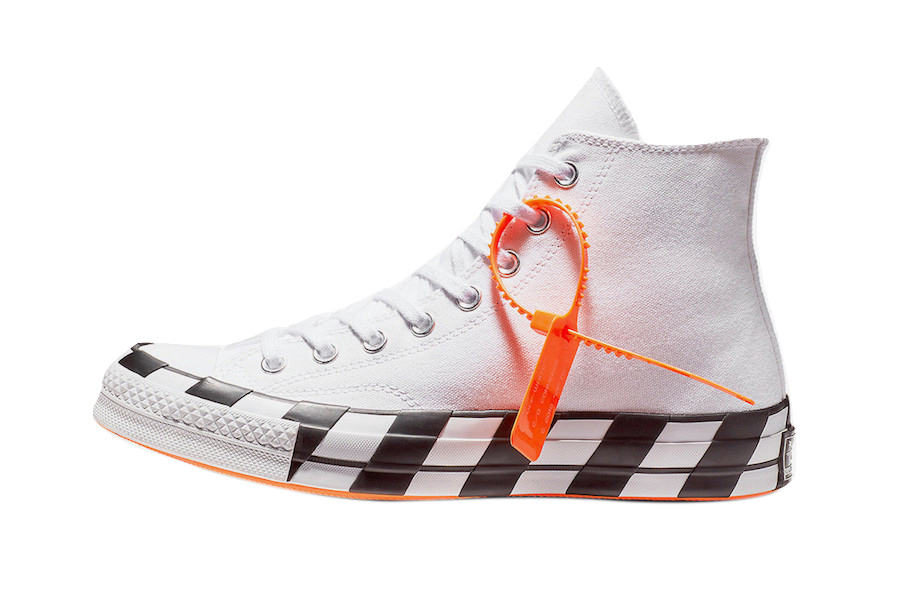 OFF WHITE x Converse Chuck 70: How & Where to Buy Today