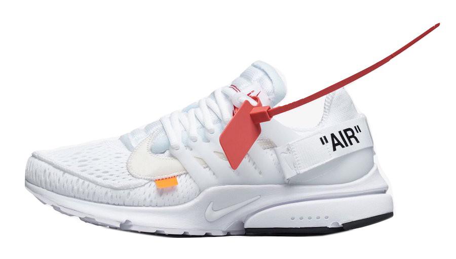 air presto white