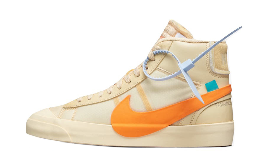 nike blazer x off white all hallows eve