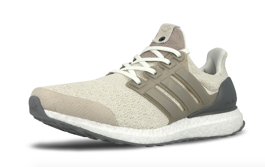 1bbad26ee adidas Consortium Ultra Boost Lux. Vintage White Chocolate ...