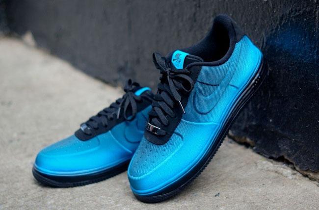 Nike Lunar Force 1 Vt Mesh Hero Blue