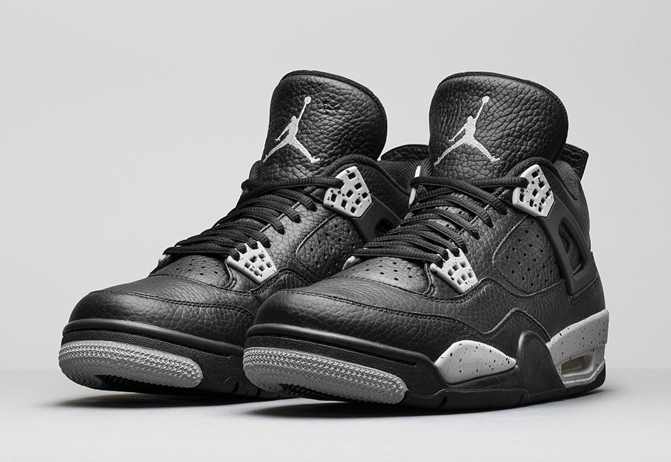 8b16319bfae5 BUY Air Jordan 4 - Oreos