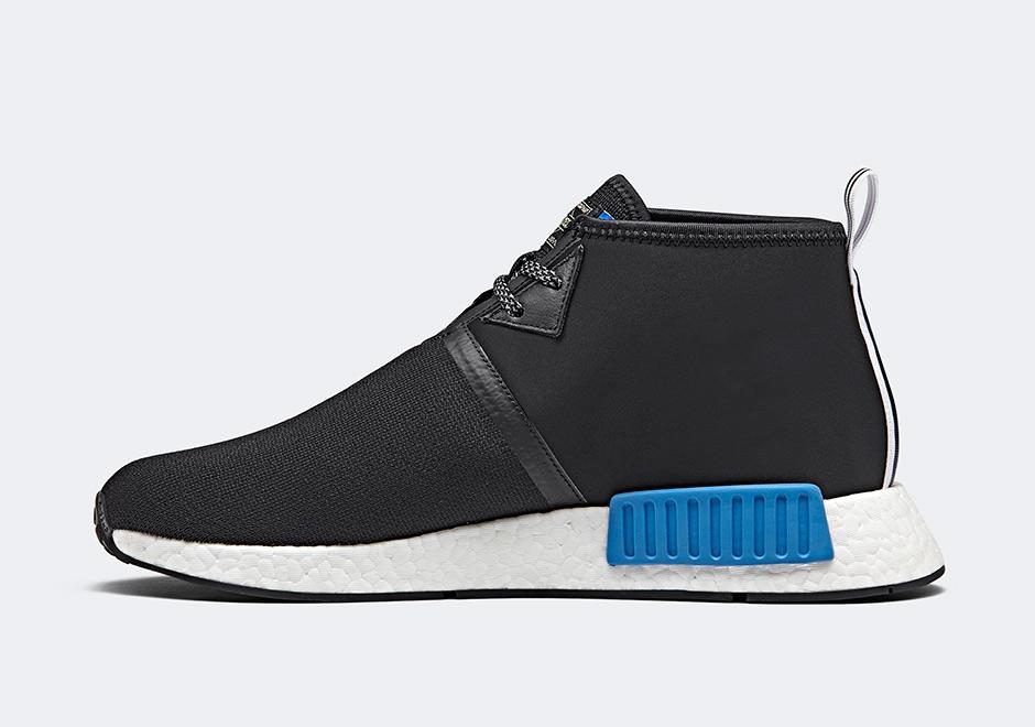 Porter X Adidas Nmd Chukka