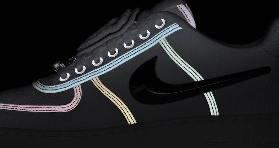 best sneakers d705d c5ad5 Travis Scott x Nike Air Force 1 Low