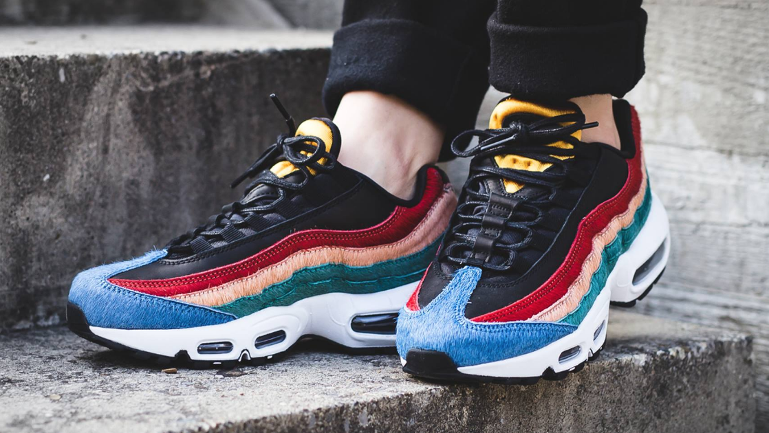 BUY Nike Air Max 95 Multicolor | Kixify Marketplace