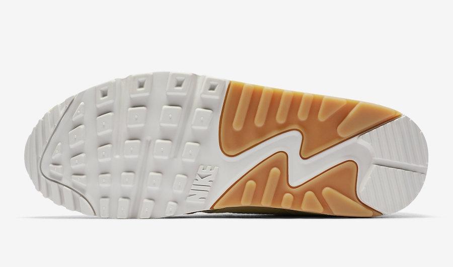 a17f42e62a Nike WMNS Air Max 90/1 Wheat Gold. Guava Ice/Wheat Gold-Summit White. AQ1273 -800.