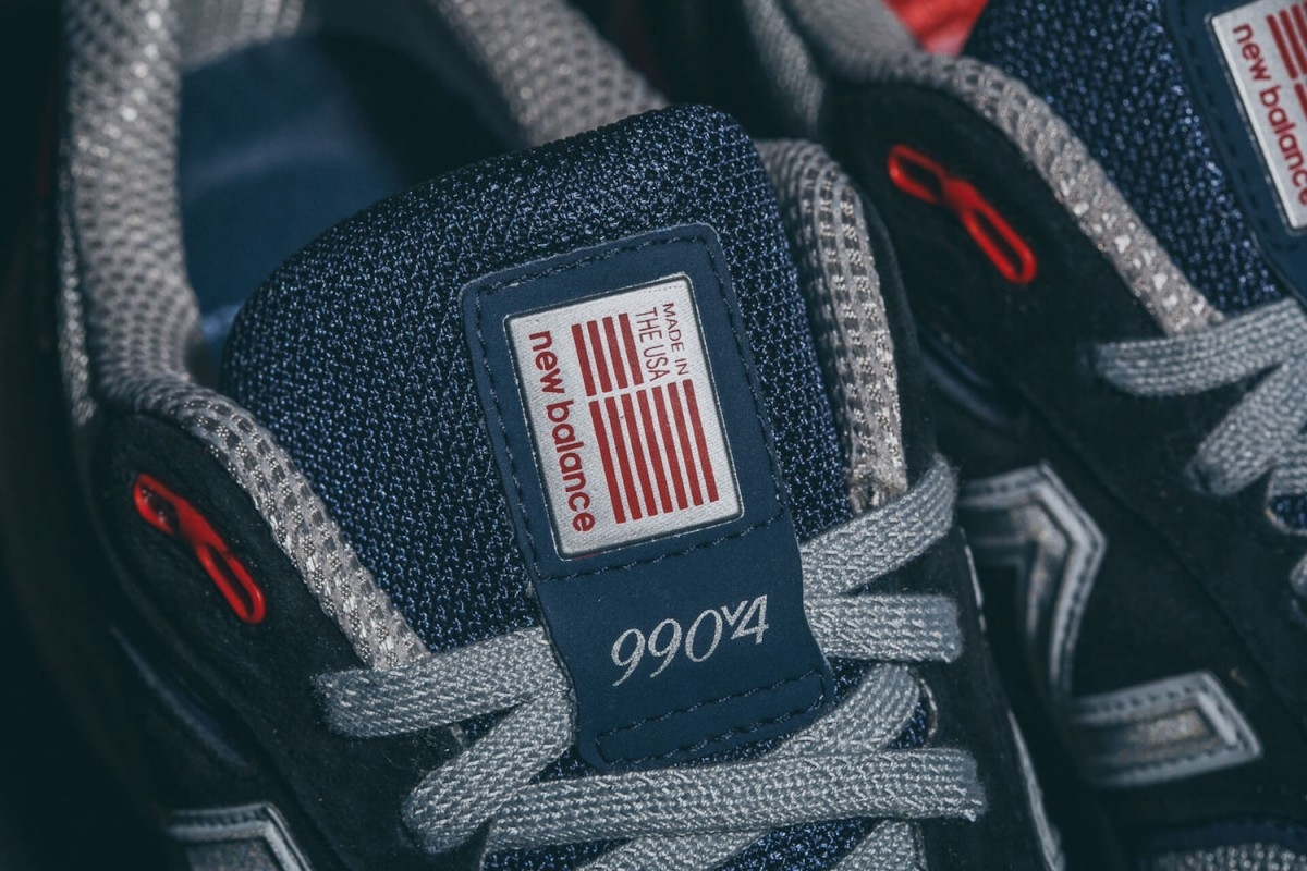 online retailer d4719 121f6 BUY DTLR X New Balance 990 Stars And Stripes | Kixify ...