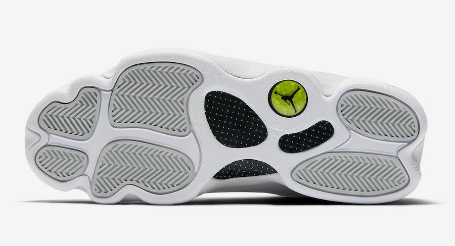 half off 2f4b4 febe7 Air Jordan 13 Low Pure Platinum