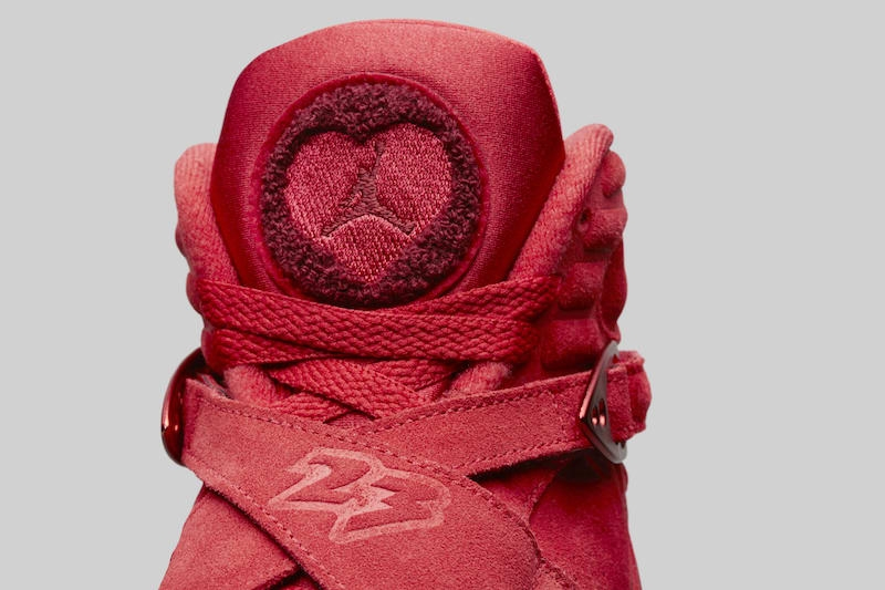 huge selection of 2122a 51d3c Air Jordan 8 WMNS Valentine s Day