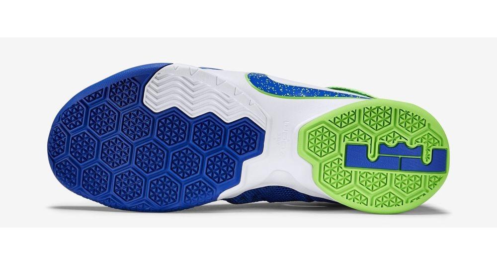 innovative design b7934 4635b Nike LeBron Zoom Soldier 9 - Sprite