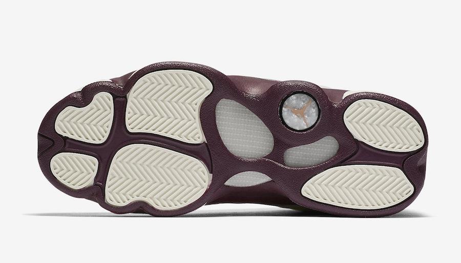 new product 03411 617e8 Air Jordan 13 GS Bordeaux