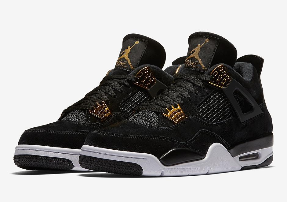 check out 5e922 6d9ee Air Jordan 4 Royalty