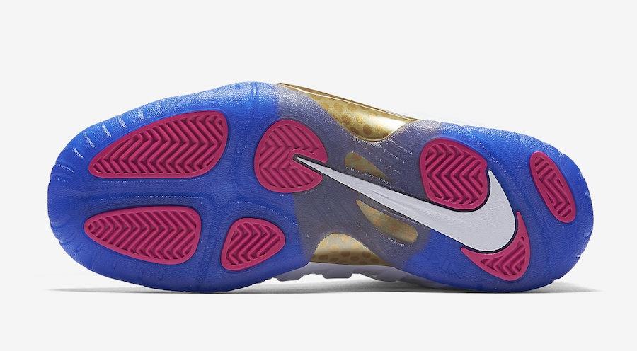 info for 508ae 10348 Nike Lil Posite One Fuchsia Blast