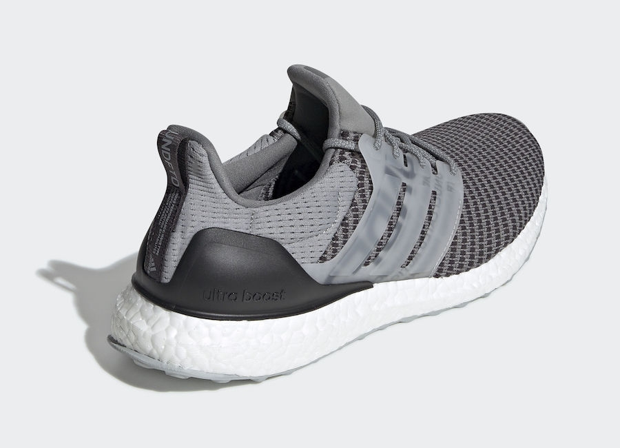 official photos 15f34 fa344 Undefeated X Adidas Ultra Boost Clear Onix
