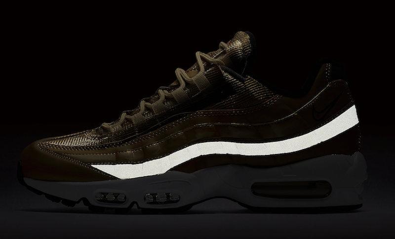 Nike Air Max 95 Metallic Gold 918359 700 For Sale – Jordans