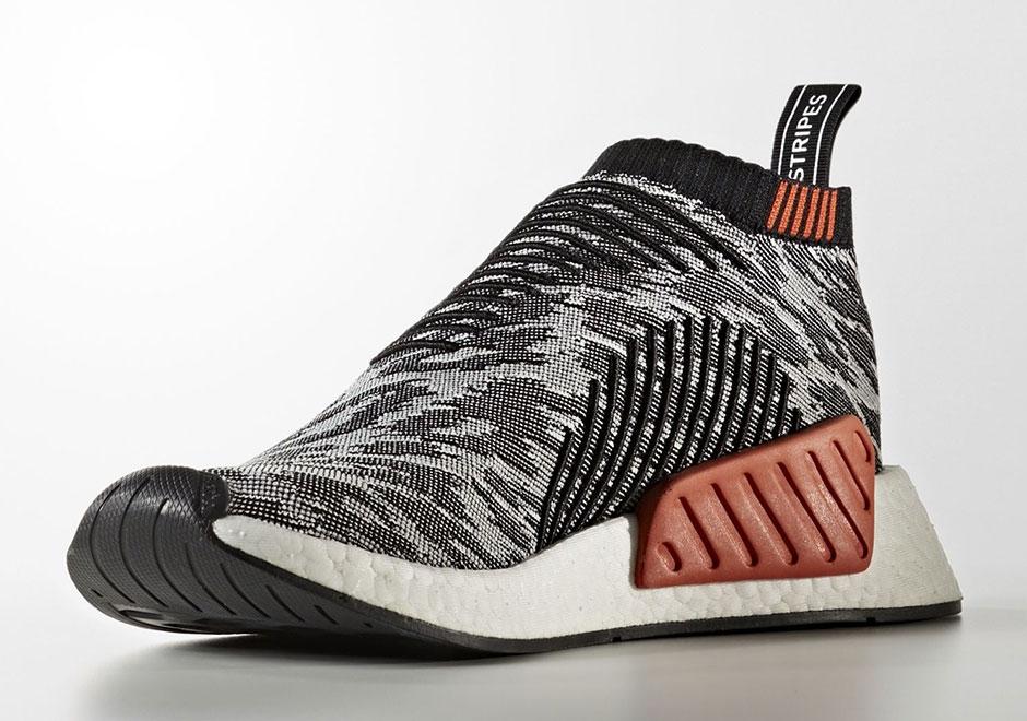 569f6ab1e BUY Adidas NMD City Sock 2 Black White