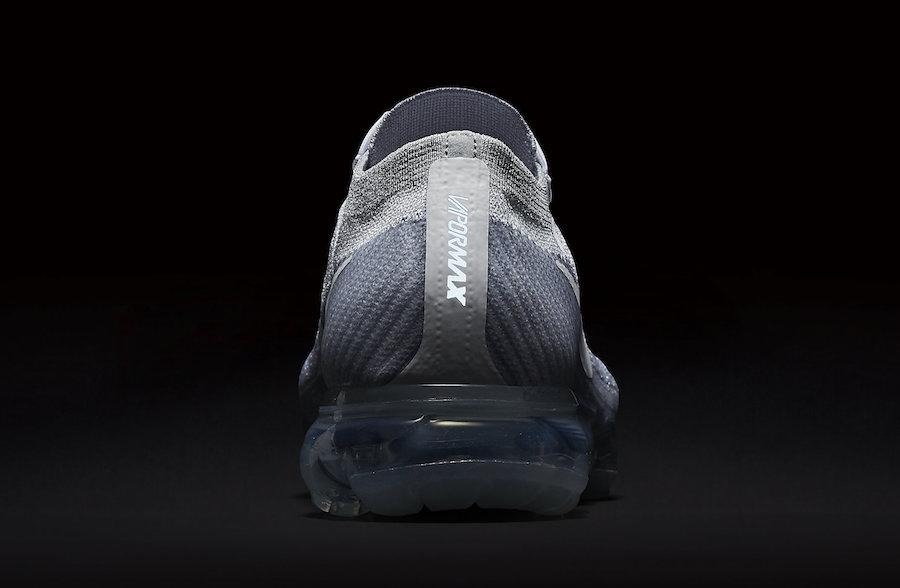 buy popular 81baa febcf Nike Air Vapormax Laceless Pure Platinum